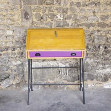 bureaux rayr concept mobilier vintage transformation r paration relooking ann es 50 60. Black Bedroom Furniture Sets. Home Design Ideas