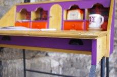 bureau-vintage-industriel-secrétaire-pierre-cardin-violet-violetta-4