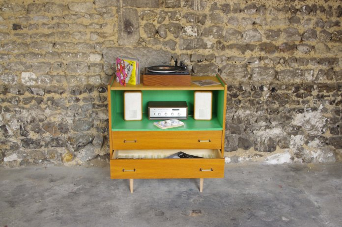 commode-vintage-hifi-vert-romeo-1