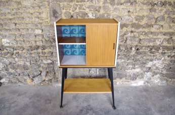 mini-bibliothèque-vintage-pierre-cardin-jon-wave-2