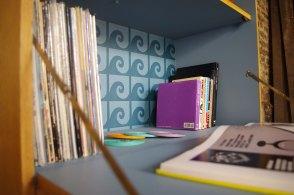 secrétaire-bibliothèque-vintage-pierre-cardin-wave-2