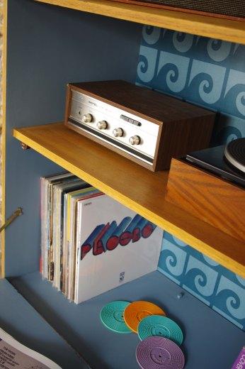 secrétaire-bibliothèque-vintage-pierre-cardin-wave-5