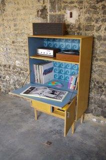 secrétaire-bibliothèque-vintage-pierre-cardin-wave-6