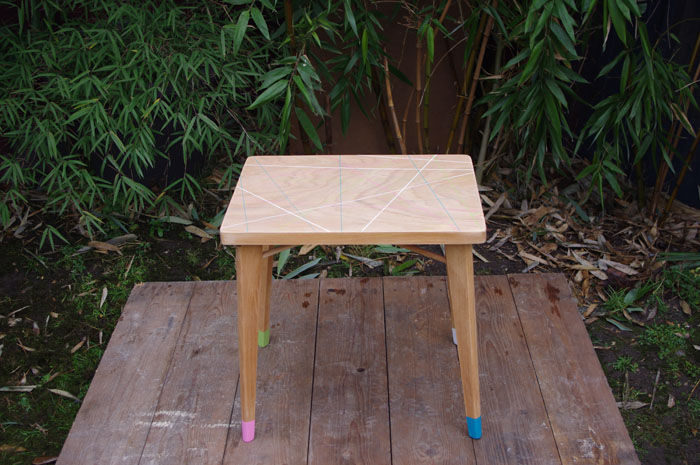 IMpetite-table-enfant-vintage-rose-vert-bleu-blanc-bois-11