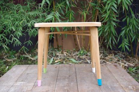 IMGpetite-table-enfant-vintage-rose-vert-bleu-blanc-bois-12