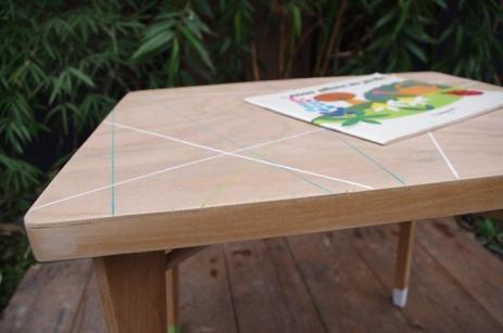 petite-table-enfant-vintage-rose-vert-bleu-blanc-bois-4
