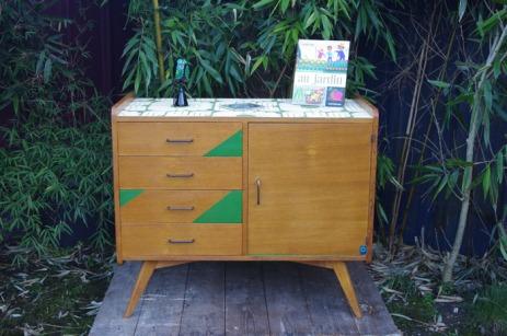petite-enfilade-commode-vintage-rayré-concept-rouen-vert-paipier-peint-7