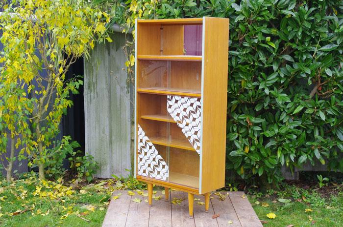 Biblioth 232 Que 233 Tag 232 Re Vintage Relook 233 E Peint Vaisselier