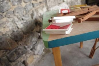 bureau-vintage-enfant-papier-peint--vert-bois-Rouen-Paris-7