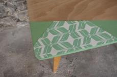 bureau-vintage-enfant-papier-peint--vert-bois-Rouen-Paris-9