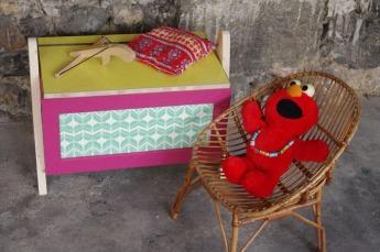 coffre-à-jouet-vintage-enfant-rangement-rose-vert-pied-compas-Rouen-Paris-5