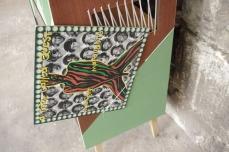meuble-hifi-Grunding-vintage-vynile-platine-enfilade-vert-blackboard-Rouen-Paris-6